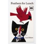 Feathers For Lunch (Paperback)