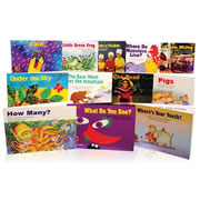 Learn to Read Level 1 -  Fun & Fantasy Classroom Pack Grades K-1 (Levels A-F)