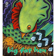 Big Fat Hen - Board Book