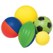 "6"" Foam Soccer Ball"