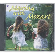 Moving With Mozart (CD)