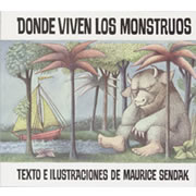 Where The Wild Things Are - Paperback - Spanish