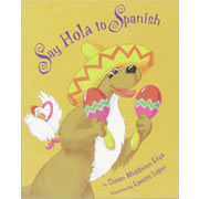 Say Hola To Spanish (Paperback)