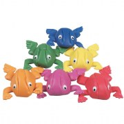 Frog Bean Bag Set