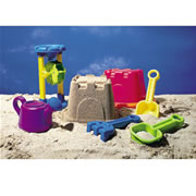 Kidoozi Castle Bucket Set