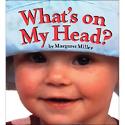 What's on My Head? - Board Book