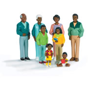 Pretend & Play™ Family - African-American