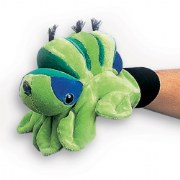Caterpillar Puppet Glove
