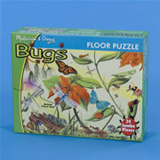 Bug World Floor Puzzle