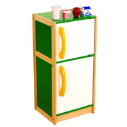 Guidecraft Color Bright Kitchen Refrigerator