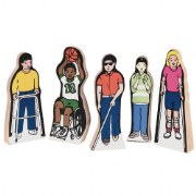 Special Needs Children Set of 5