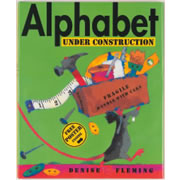 Alphabet Under Construction - Hardback