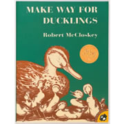 Make Way For Ducklings (Paperback)