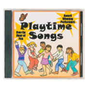 Playtime Songs (CD)