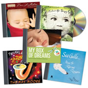 Nap Time CD Set (Set of 5)