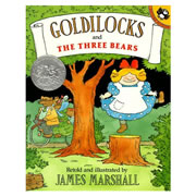 Goldilocks and the Three Bears - Paperback