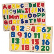 Numbers & ABC Puzzles