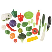 Vegetable Set in Container (28 Pieces)