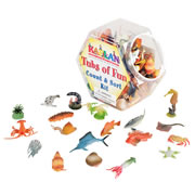 Ocean Animals Math & Sort