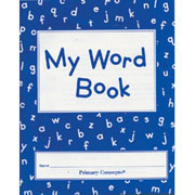 My Word Book (set of 20)