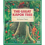 The Great Kapok Tree (Big Book)