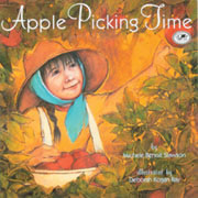 Apple Picking Time (Paperback)