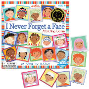 I Never Forget A Face Memory Game