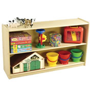 Carolina Line Shelf Storage (Fully Assembled)