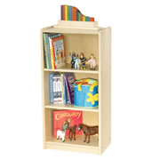 Carolina Line Shelf Unit - Fully Assembled