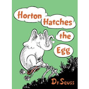 Horton Hatches the Egg - Hardback