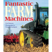 Fantastic Farm Machines - Hardback