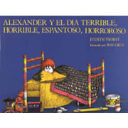 Alexander & The Terrible Horrible No Good Very Bad Day Spanish (Paperback)