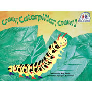 Crawl Caterpillar, Crawl - Paperback
