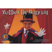 Matthew the Magician - Paperback