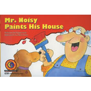 Mr. Noisy Paints His House - Paperback