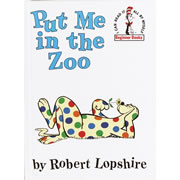 Put Me In the Zoo - Hardback