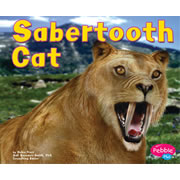 Sabertooth Cat - Paperback