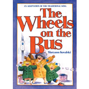 The Wheels on the Bus - Paperback