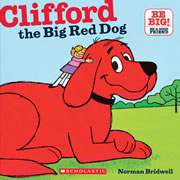 Clifford the Big Red Dog - Paperback