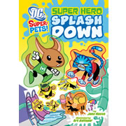 Super Hero Splash Down - Paperback