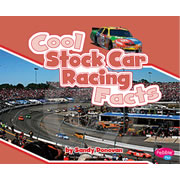 Cool Stock Car Racing Facts - Paperback