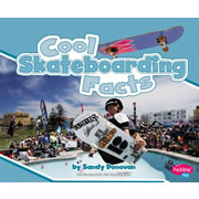 Cool Skateboarding Facts - Paperback