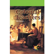 Colonial Teachers - Paperback