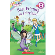 Rainbow Magic: Best Friends in Fairyland - Paperback