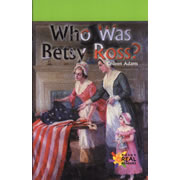 Who Was Betsy Ross? - Paperback