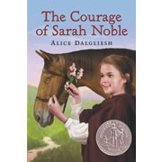 The Courage of Sarah Noble - Paperback
