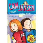 Cam Jansen and the Ghostly Mystery - Paperback
