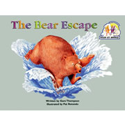 The Bear Escape (Pair-It) - Paperback