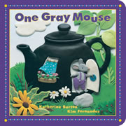 One Gray Mouse - Paperback