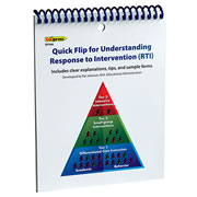 Quick Flip for Understanding Response to Intervention (RTI)
